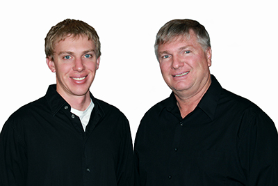 President and Vice President of All American Roofing In Rapid City, SD